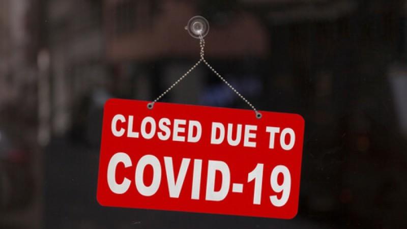 Closed Due To Corona