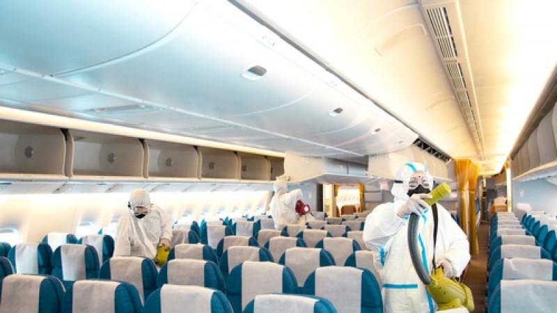 Coronavirus Airline